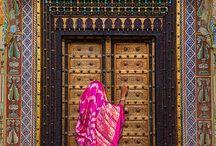 Doorways of the world & mosaic