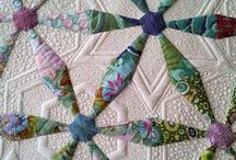 Quilting WOW / the quilting designs on the quilt