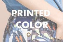 Printed Color