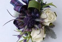 """Scottish / Tartan Themed """"e-Bay"""" Weddings / An elegant and stylish wedding does not need to cost a small fortune. With a little bit of imagination and patience you can source the items you need to create the wedding of your dreams ...............here are a few tips and resources to help you plan your special day ... with love ...."""