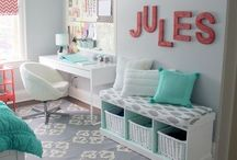 Girl bedrooms / Amazing bedrooms and ideas for them / by Hope