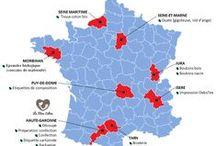 Fabrication Française - Made In France - Midi-Pyrénées / Tous les articles de La Fibre Câline sont confectionnés dans la région Midi-Pyrénées. Made In France, Economie sociale et solidaire, Traçabilité, Qualité.