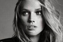 Toni Garrn(modelo alemana). / by Heidi Lopez