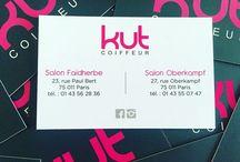 Coiffeur kut / Salon de coiffure femme, homme Paris 11e