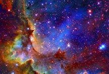 """IntergalactiquE / """"L'espace est l'ordre des choses qui coexistent."""" - Leibniz -"""