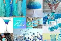 Wedding Color Scheme / the colors i will be using  / by Gina Stanley (Brandenburg)