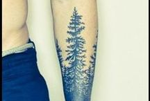 Under his skin / Tattoed men