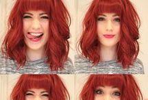 Hair / Hair styles I like