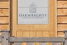 A Taste of Things to Come for Oakwrights Country Buildings 2016! / Check out our latest photography collection from our most recent projects! - With Oakwrights Country Buildings, all of our timber framed outbuildings can be modified and personalised with an endless amount of options to form a multi-purpose area. Choose your roof type, the material of your roof finish and the oak type used on your doors, window and stairs.