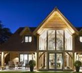 The Forever Home / Forever Home - After negotiating with planners for seven years, Mr & Mrs Osborn have finally realised their dream of building a stunning oak-framed home in Suffolk!