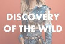 Discovery of the Wild | Trends Inverno 17'