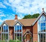A Dream Realised - Dr Kay's Oak Framed Home / A long-held desire to build from scratch, as well as the hope of a low-maintenance home, led Simon and Linda Kay to self-build — with stunning results