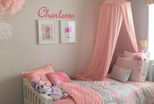Charlotte bedroom / Flamingo inspired