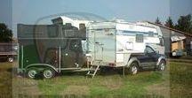 Towing with demountable campers / Alongside our normal camper board https://uk.pinterest.com/RichardZildjian/demountablecampergroupcom/