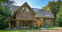 Millfield Farm, Norfolk / A truly stunning and unique, personal family home completed in true self-build style.