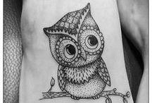 Tattoos & Stuff