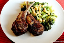 Entrees - Lamb & Veal