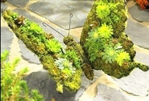 Outdoor/Garden Art & DIY Ideas