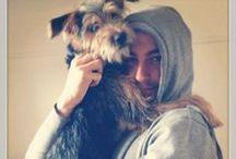Mon homme & mon chien / la vie de chouchou et de Horace au quotidien