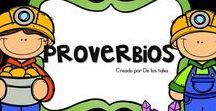 Proverbios / En este tablero encontrarás recursos gratuitos e ideas para aprender sobre los Proverbios en la escuela dominical, célula de niños, hora feliz o en casa.