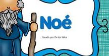 Noé / En este tablero encontrarás recursos gratuitos e ideas para aprender sobre Noé en la escuela dominical, célula de niños, hora feliz o en casa.