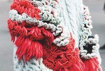 Tricot Crochet / Ce qui est doux, chaud et beau ... / by Kold Ange