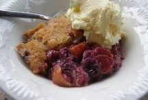 Bread Puddings & Cobblers