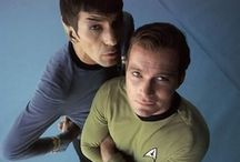 I'm a Trekkie / Born too late to save TOS and too soon to join Starfleet! / by Tiffany Curia