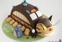 Ghibli food  / Totoro, Nausicaa, Howl,...