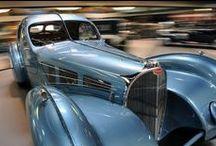 Vintage Wheels / Classic beginnings of the motorcar