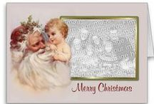 Christmas Greeting Cards, Postage and Envelopes / Delightful #Christmas theme greeting #cards, #invitations #postage and #envelopes to #celebrate the holiday season. Both folded and flat style greetings are welcome.  Feel free to invite others pin their Christmas themes here