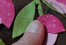Tutorial! / Knitting, Garment Sewing, Hand Quilting, Quilt Piecing, Binding, Pattern Drafting--whatever we can find!