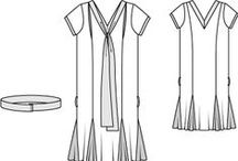 Sewing: Burda Pattern