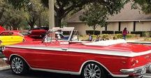 Classic Cars / We love classics and belong to AACA Richey Region in New Port Richey, Florida. #ClassicCars #realestate #toniweidman www.toniweidman.com www.weidmanteam.com