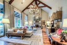 Living Room Designs / Beautiful, cozy, wonderful rooms. Toni Weidman, Sailwinds Realty www.toniweidman.com www.weidmanteam.com #trinitytoni