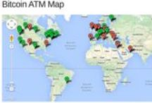Bitcoin ATM - Global Map of Prototypes