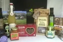 Father's Day gift boxes and cards / Here a little a taste of some gift option's that are different from your average gift. Make it a memorable Father's Day with a Good Food Ireland gift box.