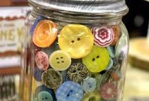 Buttons & Bottom Collections / by Debbie Ridpath