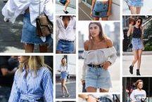 Street Style / Trendy podpatrzone na ulicach wielkich miast!