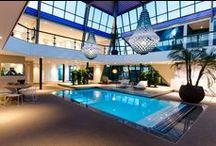 Project Starline Zwembaden / Het bijzondere piramidevormige Pool & Lifestyle Centre van Starline Zwembaden is een paradijs vol luxe en beleving.