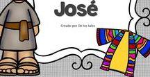José / En este tablero encontrarás recursos gratuitos e ideas para aprender sobre José en la escuela dominical, célula de niños, hora feliz o en los devocionales en casa.