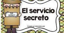 El Servicio Secreto / En este tablero encontrarás recursos gratuitos e ideas para aprender sobre la solidaridad en la escuela dominical, célula de niños, hora feliz o en los devocionales en casa