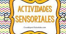 Actividades sensoriales