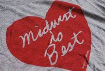 Midwest is Best / a display of Midwestern pride; we love highlighting the farming & good food roots of the region
