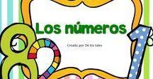 Aprendo los números / Ideas para aprender los números a través de la Biblia