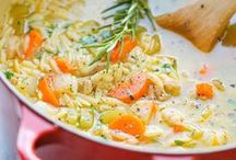 Soothing Soups & Stews