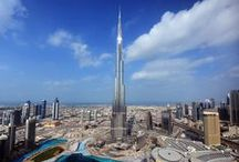 Amazing Skyscrapers / Here are some of the world's tallest buildings, both real and imagined.