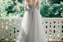 Dreamin' Wedding DRESS / dress,one piece