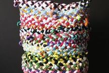 Too many old tees?  repurpose them!