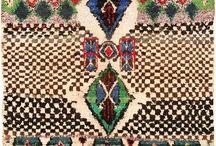 Tapis / tapis berbères, tapis en laine, tapis de salle de bains, kilims...